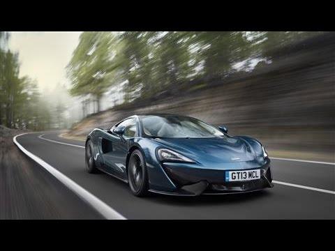 McLaren Reports 100% Sales Increase in 2016