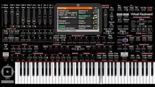 Dolya Vorovskaya - KORG PA4X - PC