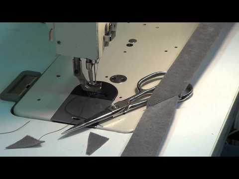 """Upholstery """"How To Sew Welt Cord Or Piping"""""""