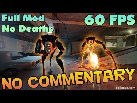 Half-Life 2: Magellanic Stream - Full Walkthrough 【NO Commentary】