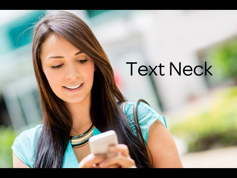 Text Neck - A look inside