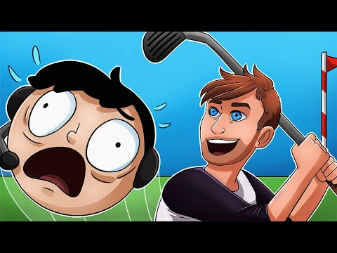 MESSING WITH NOGLA!! - Golf It Funny Moments (Mini Golf Funny Moments)