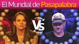 Pasapalabra | Macarena Derado vs Mario Cuche