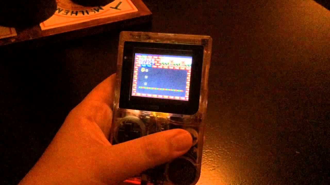 The Game Boy Pocket Raspi Mod Puts All Others To Shame | Hackaday