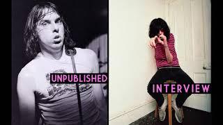 Joey Ramone & Johnny Ramone unpublished interview 1981