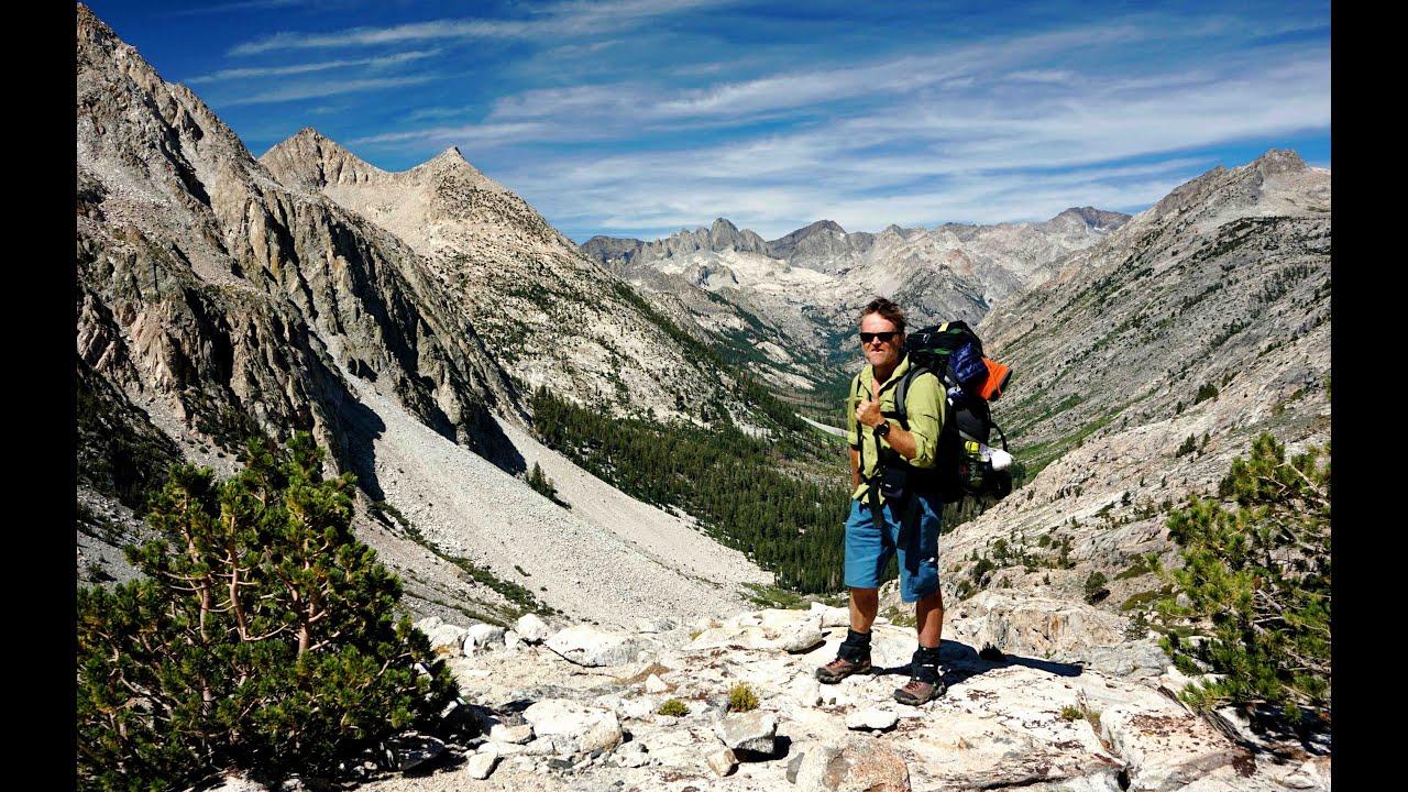 Hiking The John Muir Trail Northbound Youtube