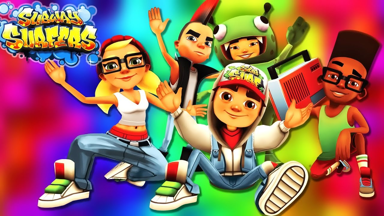 Subway Surfers Gameplay PC - BEST Games For Children | Videos For Kids #2