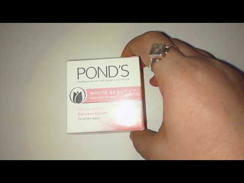 Ponds white beauty cream uses , side effects, ingredients, how to use, price full review