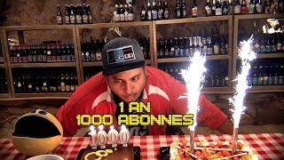 1er Anniversaire & 1000 Abonnés