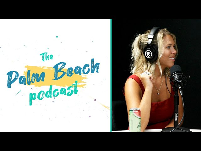 Palm Beach Podcast #32 - Nina Colada - Jewelry Designer & Surf Photographer
