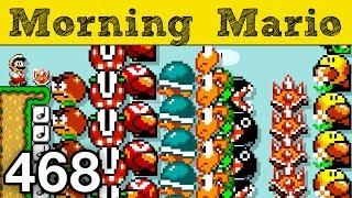 Morning Mario 468 - Tomfoolery