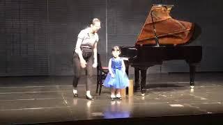 2019年 全日本ジュニアクラシック音楽コンクールのピアノ部門 キッズの...