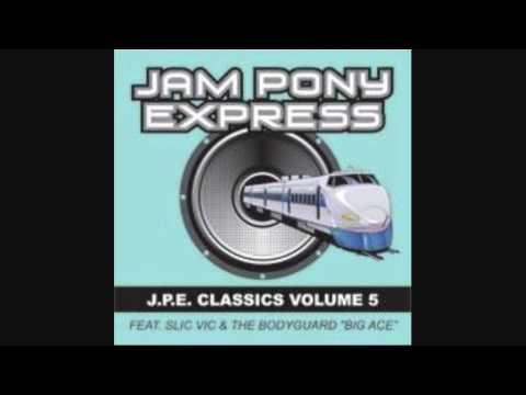 Jam Pony Express-Big Ace-Clear