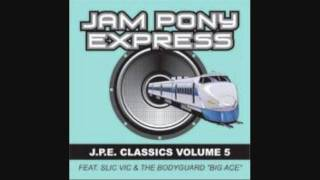 Jam Pony Express-Big Ace-Clear