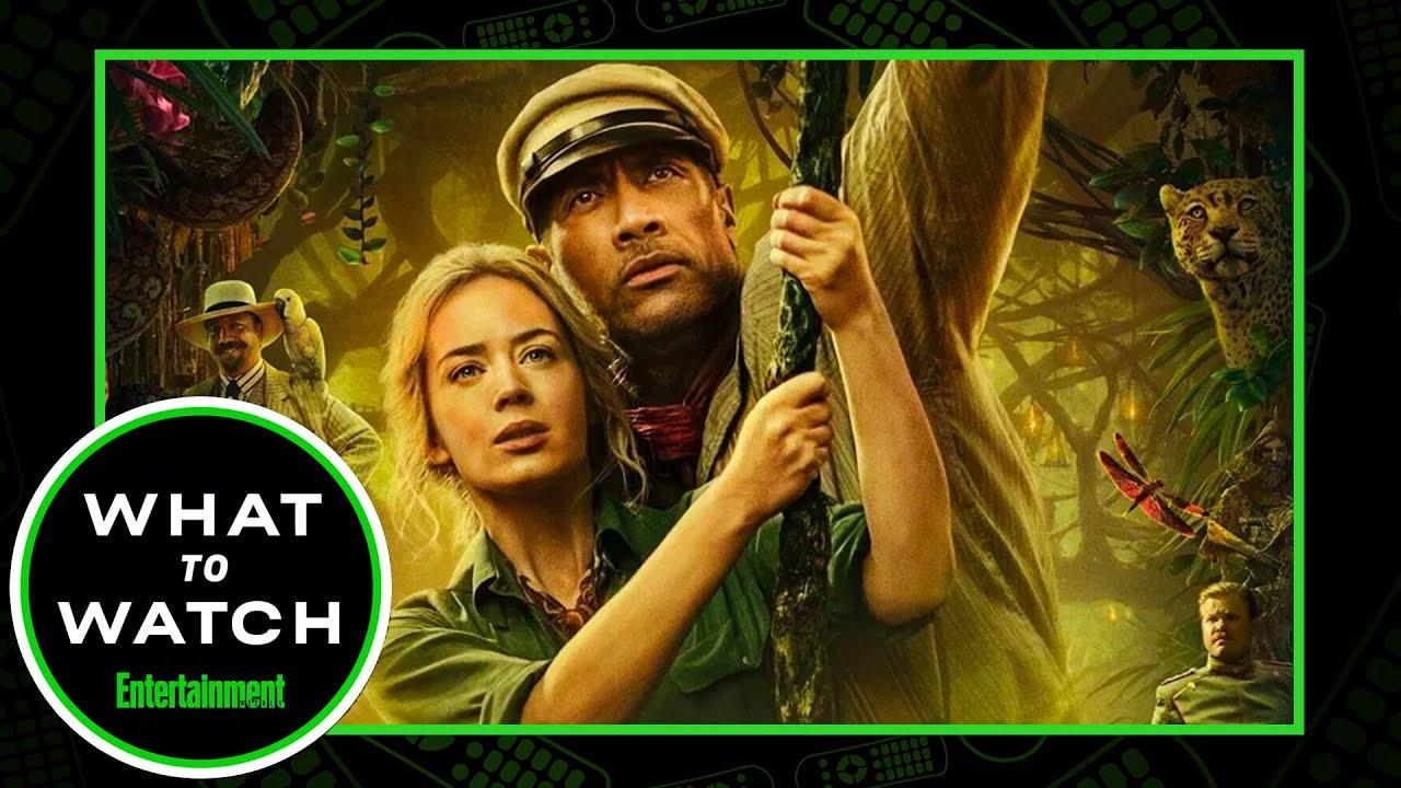 What to Watch: 'Jungle Cruise' + 'Stillwater'