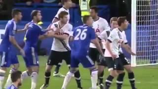 All Goals  Chelsea Vs Tottenham Hotspur 2 -  2     *2 5 2016HD