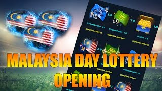 Fifa Online 3 | Malaysia Day Lottery Opening