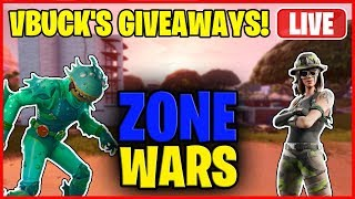 🔴 Deathruns et Zone Wars ! VBUCKS GIVEAWAYS! 🔴 Fortnite Live