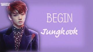 [RUS SUB] Jungkook - Begin