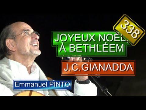 Joyeux Noël, à Bethléem - Jean-Claude Gianadda - (edit 17 ...