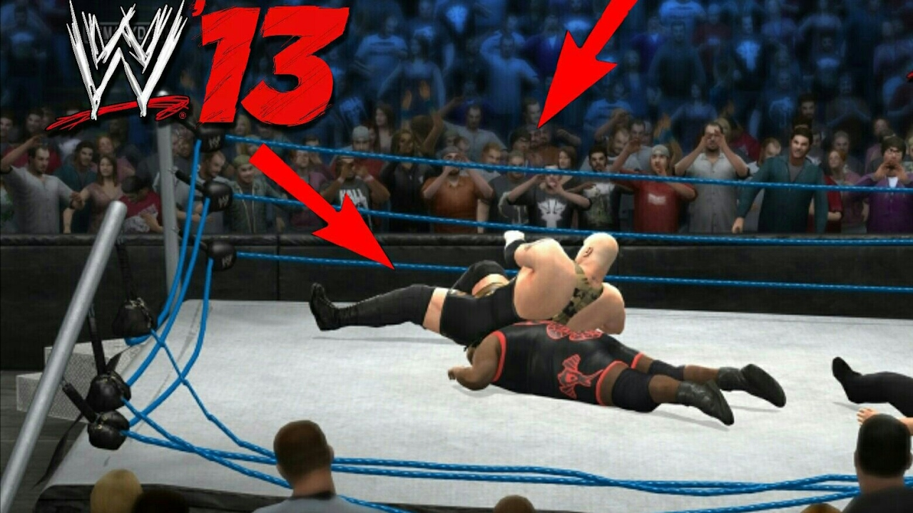 How to download wwe2k13 in psp & android free // wwe2k13 download.