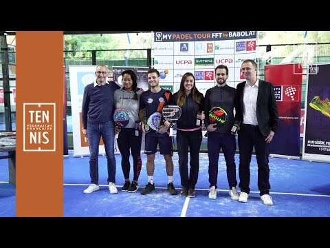 My Padel Tour FFT by Babolat : un week-end au Masters | FFT