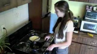 A cocinar! Hongo Portobello con queso fundido
