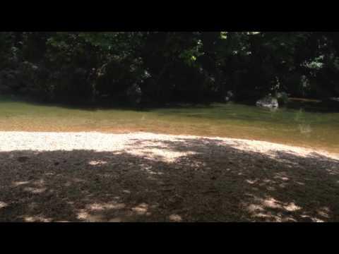 Vera Cruz swimming hole southern Missouri Ozarks