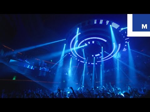Futuristic Nightclubs on The Strip | The City of Innovation // Paid Content by Las Vegas