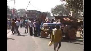 Cotractor murder in begusarai bihat, SP Begusaray Police, Bihar HATYA BEGUSARAI VISUAL 18 FEB,18 FEB