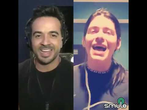 Despacito - Luis Fonsi and TheXander - Duet - (Smule Cover - Sing! Karaoke App)
