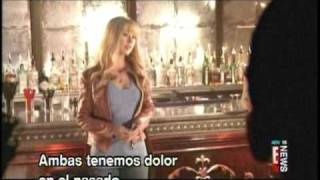 E! News: Christina Aguilera Interview about Burlesque (Subtitulado)
