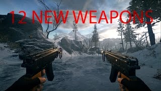 13 new weapons and a secret Syndicate gun - BFH Betrayal gameplay!