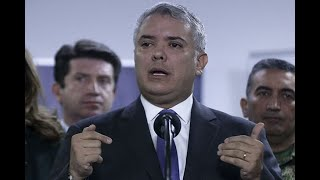 Duque resalta que 450 contagiados con COVID-19 en Colombia están siendo tratados en sus casas
