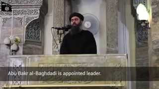 بالفيديو- قصة أبو بكر البغدادي في 60 ثانية