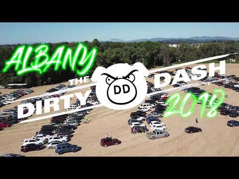DIRTY DASH 2018 (ALBANY, OREGON)