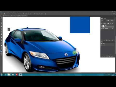 Photoshop color match tutorial