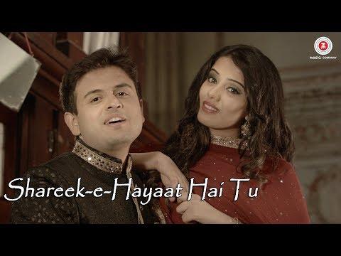 Shareek-e-Hayaat Hai Tu - Official Music Video | First Most Beautiful Musical Couple Amaan & Anamta