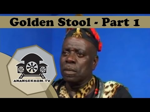 Golden Stool - Part One | Anansekrom TV