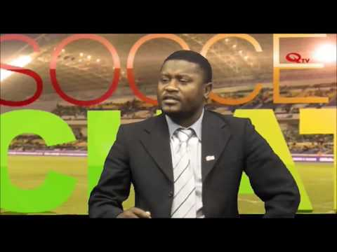 Analysis of CHAN qualifier second leg Zambia V Swaziland on QTV Zambia's soccerchat-matchpack