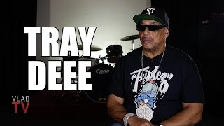 Tray Deee on Acting in 'Baby Boy', Crips Keeping the Peace During the Filming (Part 11)