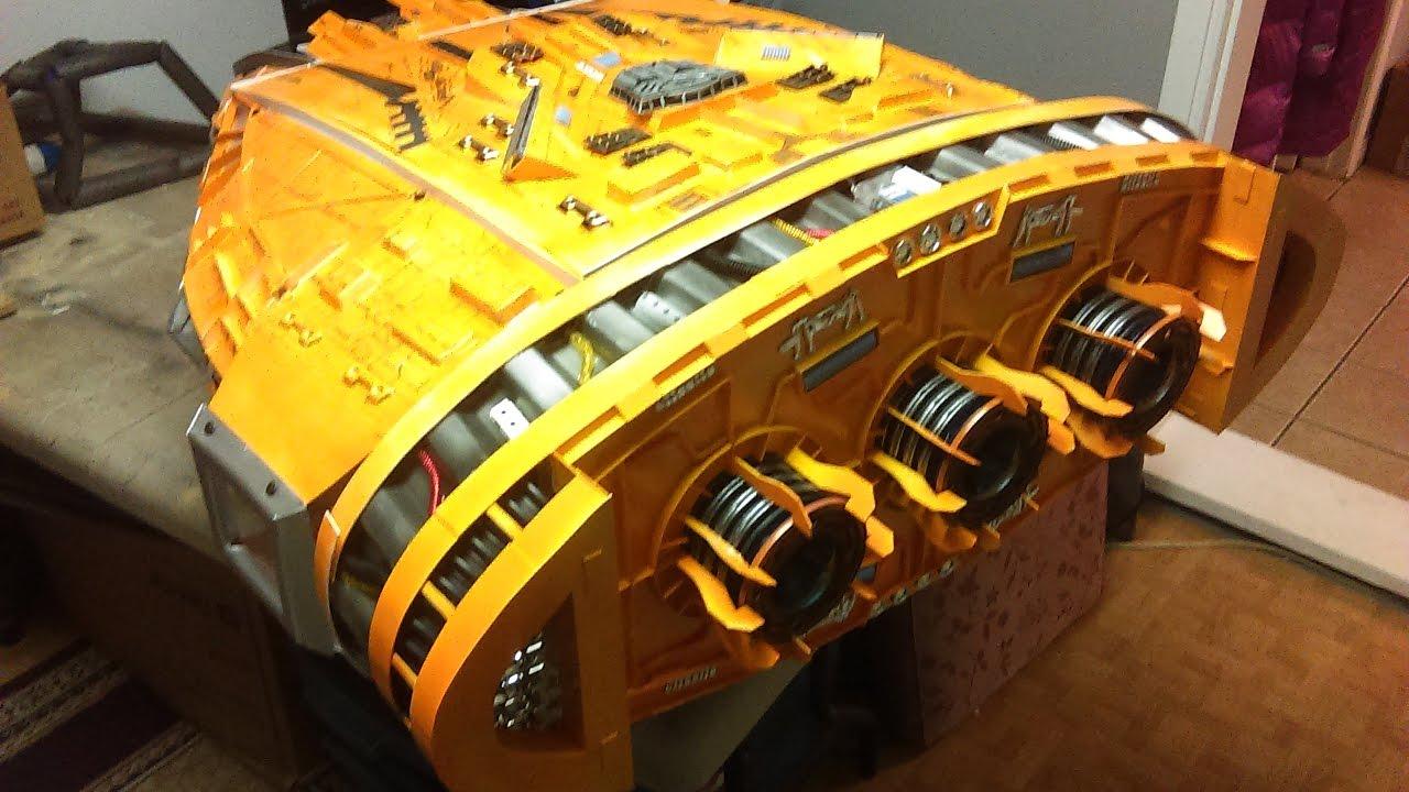 transformers gen 1 ark autobot base - YouTube