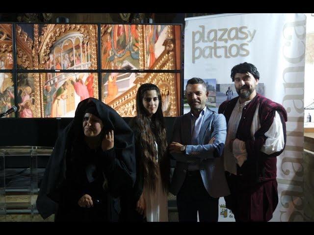 Presentación Salamanca Plazas y Patios 2017