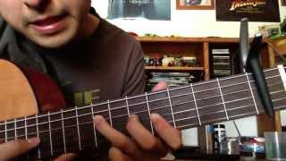 Para Siempre - Vicente Fernandez - Tutorial - Requinto - como tocar en guitarra [Parte 1]