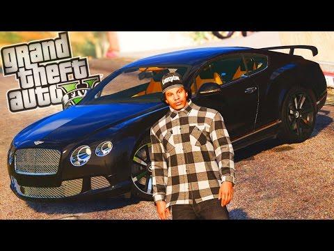 Eazy-E Joins The Crips! - GTA 5 Gang Mod - Day 135