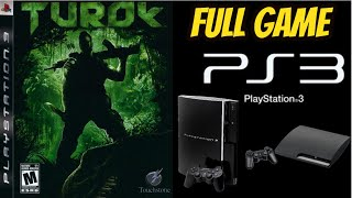 Turok Walkthrough/Longplay PS3 NO COMMENTARY