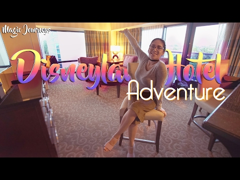 The Disneyland Hotel is Amazing!