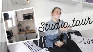 🏡 | J'HABITE DANS UN 8M² | studio tour