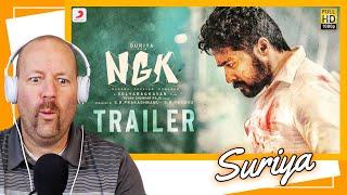 NGK Official Trailer | Reaction | Suriya, Sai Pallavi, Rakul Preet