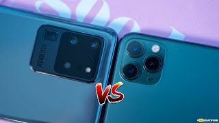 Galaxy S20 Ultra vs iPhone 11 Pro Max | Which Should you buy?
